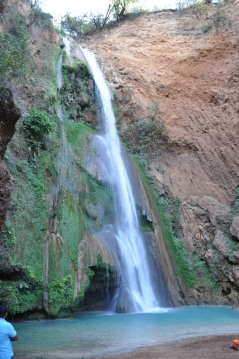 Apoala waterfall
