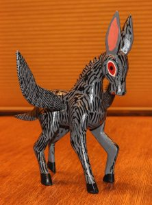 My custom-made alebrije