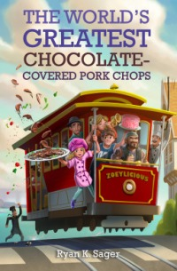 Chocolate Covered Pork Chops