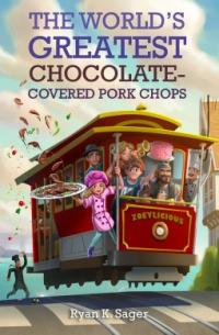 Chocolate Covered Pork Chops